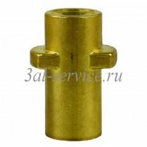 "Адаптер для минимойки (латунь) Karcher : 1/4"" ВР"
