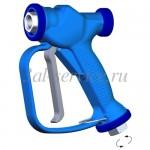 Пистолет низкого давления RB 35, 50 л/мин с поворотной муфтой