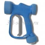 Пистолет низкого давления RB 65 Aisi 316, 60 л/мин с поворотной муфтой