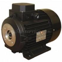 Электродвигатель EME 6,3 кВт, 1450 об/мин, полый вал + термозащита