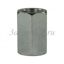 "Муфта 1/4"", оцинкованная сталь"