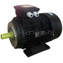 Электродвигатель TOR 4,4 кВт, 1400 об/мин, внешний вал