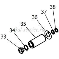 Комплект керамического поршня 18 мм (серия NPM)