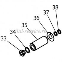 Комплект керамического поршня 20 мм (серия NMT)