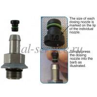 Дозирующие форсунки для инжектора ST-160
