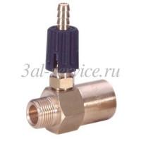 Регулируемый эжектор для химии 2,1 мм