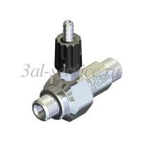 Регулируемый эжектор для химии 1,2 мм