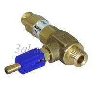 Регулируемый эжектор для химии 1,8 мм