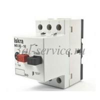 Автомат защиты двигателя Iskra MS25-16