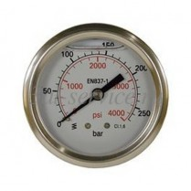 Манометр 0-250 бар, 50 мм