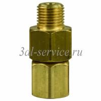 """Поворотное соединение ST-300, 1/4"""" НР - 1/4"""" ВР"""