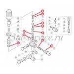 Ремкомплект регулятора давления VB 55