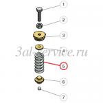 Регулировочная пружина регулятора давления VB200/280 и VB140/160, VB200/150