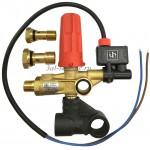 Регулятор давления Setmatic с выключателем давления